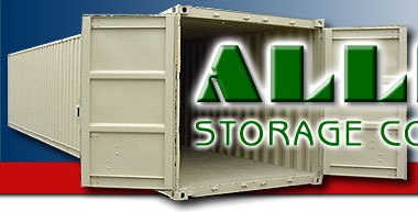& Allied Storage Containers